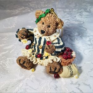 Teddy Bear Figurine